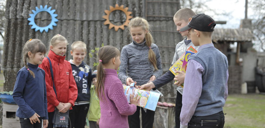 Capacity building of a network of family clubs in the Chernobyl zone to improve the socio-economic situation